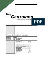 Manual Horno q100