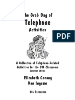 Grab Bag of Telephone Sample Pages