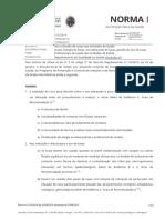 DGS 2015 _Uso de Luvas