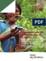 Promoviendo El Biocomercio en El Perú