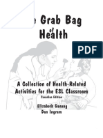 The Grab Bag of Health Sample Pages