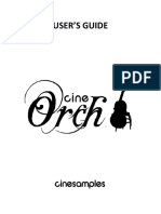 CineOrch_UserGuide
