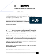 Contrato Disen WEB