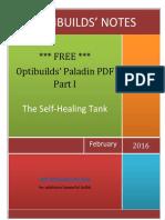 Optibuilds' Paladin Part I (Pathfinder)