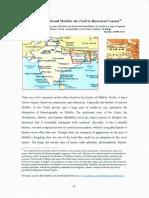 History of Maithili