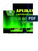 252230590 Raport KTSP 2006 MTsN Babakan Bhb