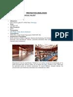 PROYECTOS ANALOGOS centros comerciales