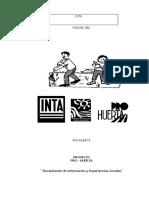 Manual Prohuerta