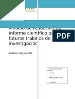 Modelo de Redacción de Informe Científico Para Futuros Trabajos de Investigación (1)