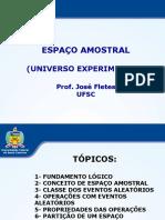 ESPAÇO AMOSTRAL