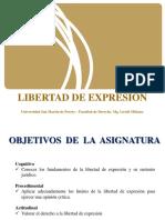 Ppt Libertad de Expresión - 03 de Septiembre 2016 (1)