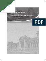 Registral Notarial jurisprudencia