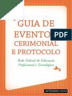 Manual de Cerimonial