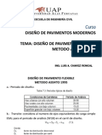 07 Diseño de Pavimentos Flexibles Metodo Asshto 93