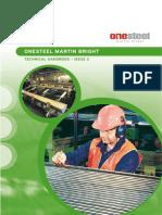 0 Onesteel - Martin Bright Steel Technical Handbook (3rd Ed)