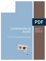Compresion de Audio