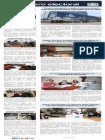 Boletín Internacional Perú Electoral. N.° 28, septiembre de 2016