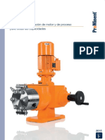 Bombas Dosificadoras Procesos Motora Catalogo de Productos ProMinent 2015 Folio 3