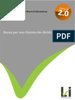 Bozza per uno Statuto dei diritti dei lettori - Versione 2.0