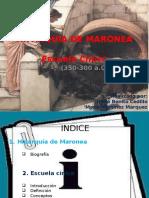 Hiparquía de Maronea