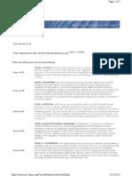 Business Process Management Maturity Survey Results