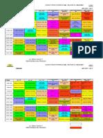 horario 2015-2016