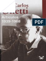 Juan Carlos Onetti -Artículos
