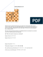 Solving Grid Related Problems for CAT