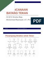 Set 04 - Perencanaan Batang Tekan - SNI 1729-2015 - Bag 1