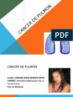 Cancer de Pulmon Expo