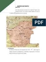 Distrito de Poroto Laredo y Larco