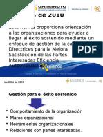 ISO 9004 DE 2010