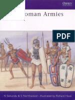 Osprey men at arms 283 Early Roman armies