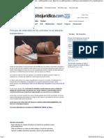 Principio de Relatividad de Los Contratos No Es Absoluto - Ambitojuridico.com