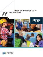 OECD Indicators - Education at a Glance - 2016