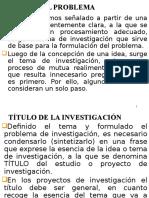 Tema 3 Antecedentes y Justificación 2012