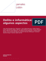 Cuadernos Lidon 4 - Delito e Informática