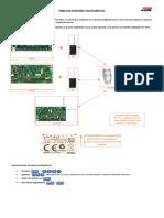 Configuración Sensores Inalámbricos
