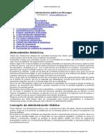 Administracion Publica Nicaragua