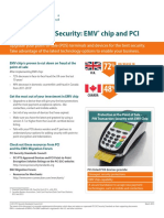 Merchant POS Security EMV Chip and PCI