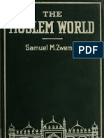 (1908) The Moslem World