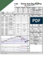 SPY Trading Sheet - Thursday, June 3, 2010