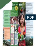 Currumbin Zoo Information Brochure