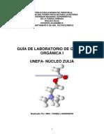 LABORATORIO DE QU+ìMICA ORGANICA 1