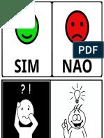 Prancha SIM e NÃO.pptx