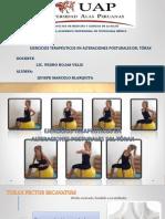 alteracion de la postura del torax.ppt