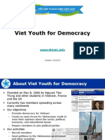 About Viet Youth for Democracy