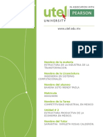 Tarea2 Competitividad Industrial en Mexico Wendy B
