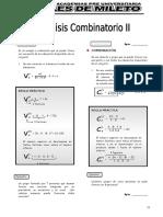 Análisis Combinatorio II