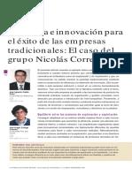 Eficiencia e Innovación para el éxito de las empresas tradicionales